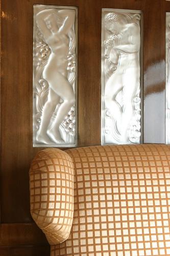 Pullman Orient Express - Fleche d'Or detail