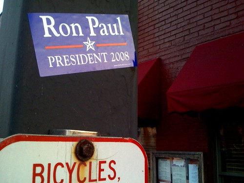 Ron Paul - Big in Naperville