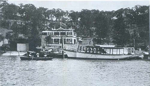 Wagstaff Point 1900-1910