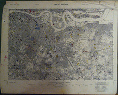 Bomb census 21 10/40 sheet 56/18 NE (Yersinia) Tags: london public map wwii nowhere arr ww2 safe bomb bombing nationalarchives secondworldwar worldwartwo faved copyrightexpired londonatwar bombdamage londonset photographical yersinia crowncopyright londonpool casioexz110 guessnot londonmaps londonatwarset mapsset londonmapspool londonatwarpool ww2mapslondonset kiloview thenationalarchivesvisitorsgroup