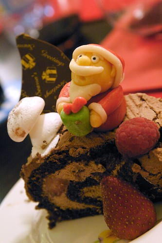 Chrismas Party - Buche de Noel