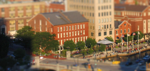 RISD (TiltShift Fake)