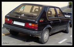 Talbot Horizon (.Robert.) Tags: classic robert car horizon coche 1983 talbot clsico cotxe talbothorizon