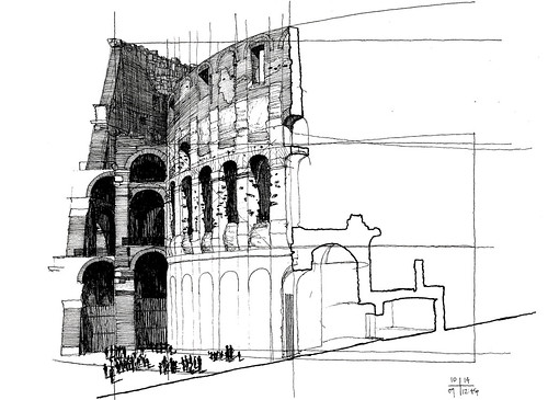 colloseum / ryan patterson