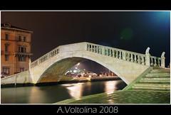Ponte di Vigo HDR (Alessandro Voltolina) Tags: night italia ponte laguna venezia soe notte hdr vigo chioggia smorgasbord veneto blueribbonwinner mywinners nikond80 anawesomeshot holidaysvacanzeurlaub megashot betterthangood theperfectphotographer volto71