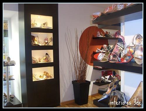 Decoracion Interiores Zapaterias ~   oriental, zapateria Jeima  Interiores3de  Decoracion de Interiores