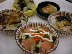 Mini donburi set