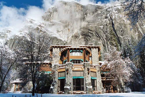 Photo of the Day: The Ahwahnee by Daren Tatham