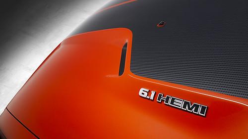 6 1 Hemi Emblem Dodge Charger Forums