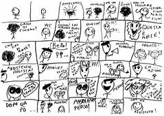 I fumettini di Emma: la gara di cinema