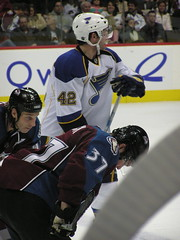 David Backes (svictoria29) Tags: david backes coloradoavalanche stlouisblues