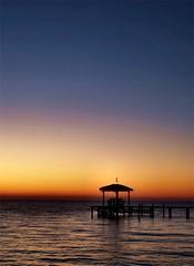 My favorite shot -- two stars (dflora_pix) Tags: sunrise texas sunriseorsunset aransasbay superbmasterpiece texas08 1008249ed