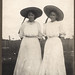 Vintage: Girls In White Dresses by freeparking
