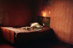 (Maarja Urb) Tags: tuba mis saaremaa minolta7000 valgus punane taalikumis