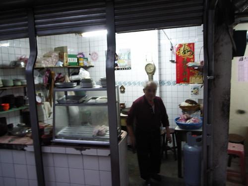 侯硐車站:超好吃的古早麵