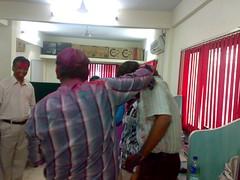 Anirudha and Rohit (thecancerus) Tags: rangpanchami