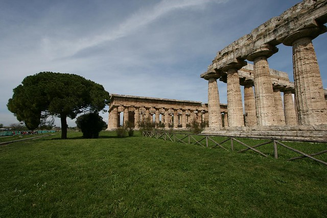 temples of hera and neptune