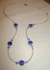 China disc necklace 041408