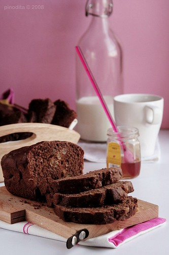 Chocolate Yeast Loaf