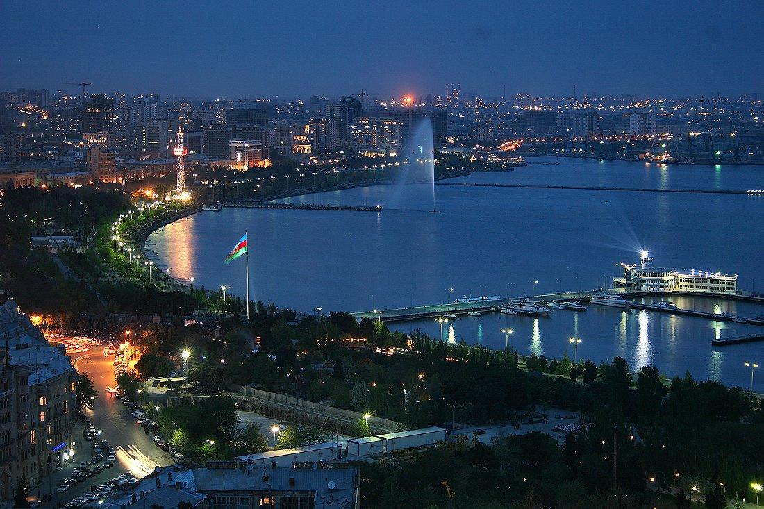 азербайджан баку знакомство текущее время