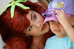 Ariel (Original) (SDG-Pictures) Tags: disneylandresort disneyland anaheim southerncalifornia california orangecounty ariel arielsgrotto mermaid redhair disneycharacters guest child girl disneyphotochallenge disney littlemermaid disneyphotochallengewinner may52008 themepark disneylandcastmembers characters costumes dressup entertainment entertaining roleplaying role roles magical makingmagic fun enjoyment happy happiness joy themeparkfun disneythemeparks costume rolesmagical disneycast employees magicmakers takenbystepheng