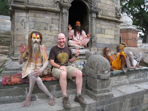 Hindu hermits