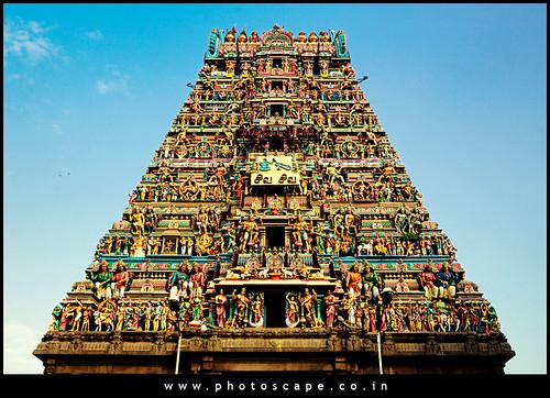 Kapaleeshwarar Temple - Mylapore