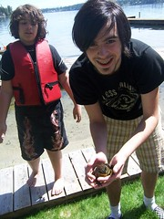 christian and frog.JPG