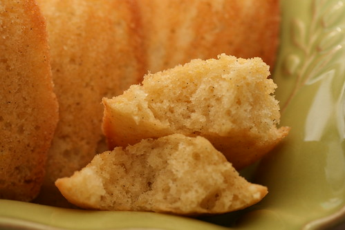Traditional Madelines from Dorie Greenspan