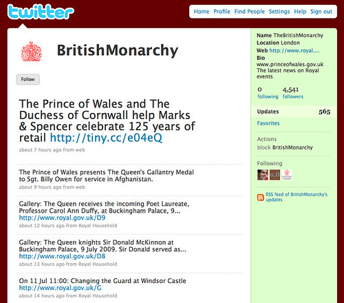 British Royal Family Joins Twitter - 3707738033 C8A6C7061C 1