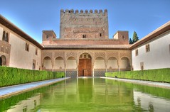 Alhambra3 (Tyler Harrington Photography) Tags: travel architecture spain shot awesome muslim an alhambra moor anawesomeshot