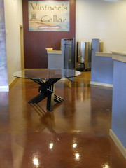Commercial Epoxy Concrete Floor Coatings, Portland, OR