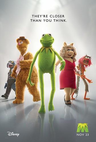 THE MUPPET Teaser One-Sheet