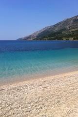 Clarity (bno20) Tags: beach water beautiful island croatia pebbles clear transparent yugoslavia adriatic bra zlatnirat