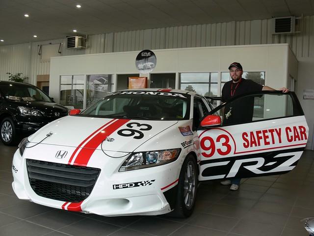 Un CR-Z pour la Highway Patrol 5804066398_bbd9af8c86_z