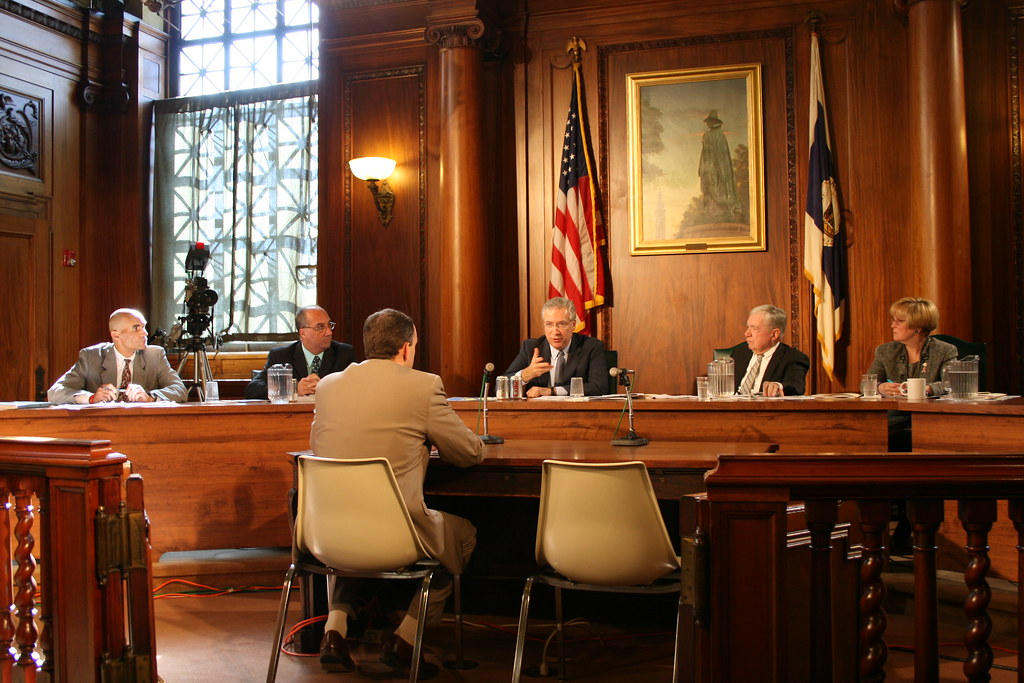Springfield Finance Control Board 2007