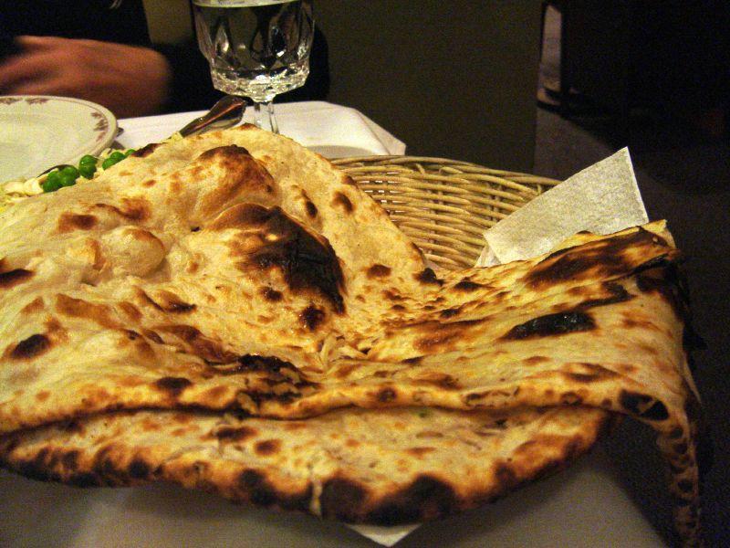 Naan & Onion Kulcha