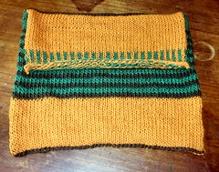 Messenger Bag, Unfelted - Closed