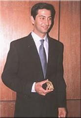 Vicente Barrera gana Escapulario de oro
