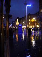 Glasgow At Christmas