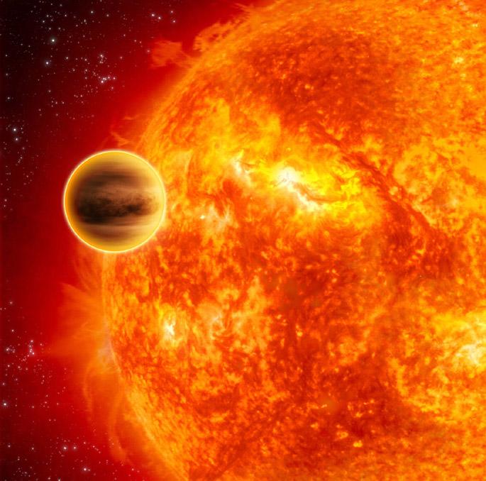 Güneş sistemimiz dışında tespit edilmiş olan gezegenlerden