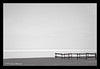 Fence (skinr) Tags: wood blackandwhite bw beach water fence mexico utah sand shoreline surreal clean saltlakecity greatsaltlake bleak duotone cozumel saltflats quintanaroo minimalistlandscape passionphotography superbmasterpiece wwwjskinnerphotocom