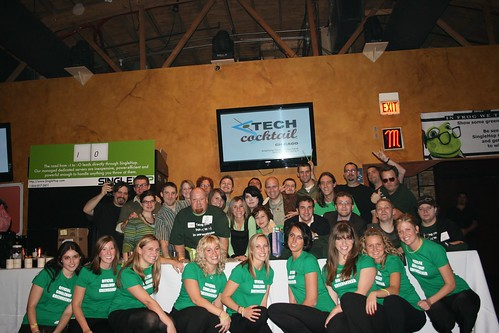 SingleHop at TECH cocktail Chicago 6