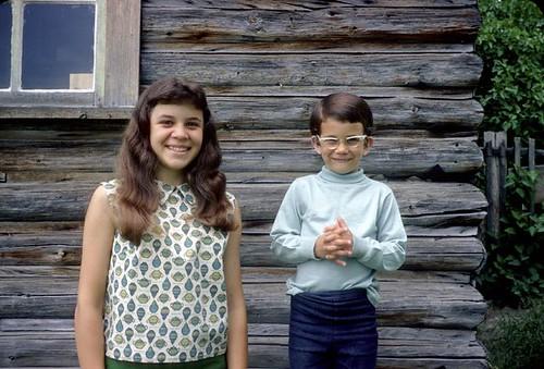Mom & Daisy, ca. 1966(?)