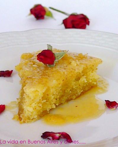 almond limao e rosas
