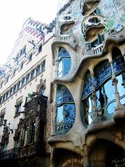Casa Batll (broken watch) Tags: barcelona spain gaudi casabatll