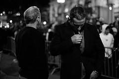 NYE // Smoke 'Em If You Got 'Em (doublecappuccino) Tags: sf sanfrancisco digital cigarette smoke embarcadero newyearseve2007 lightingacig
