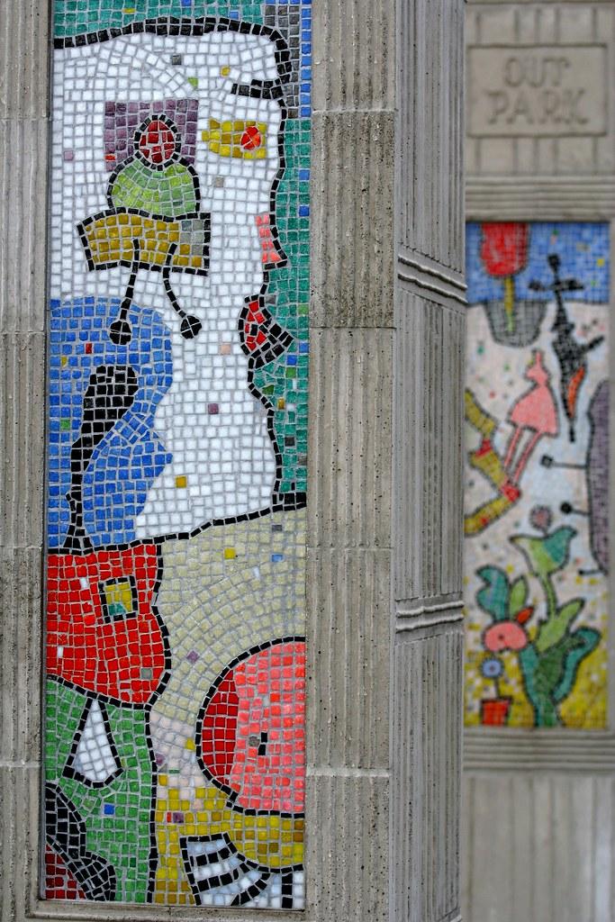 Our Park Mosaics