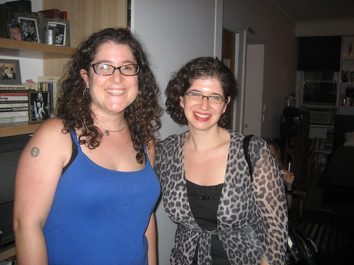 Lisa Jervis and Leora Tannenbaum