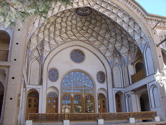 2292.KhaneAmerian (Ensie & Matthias) Tags: iran kashan amerian